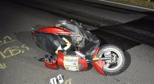 Hátulról gázolták el a motorost Borsodban, a kórházban életét vesztette