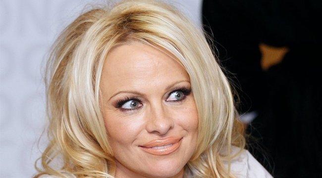Nem akar unokát Pamela Anderson