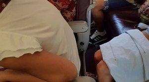 Ilyen van? Hiányzó háttámlájú géppel szállítja az utasokat a WizzAir – FRISSÍTVE