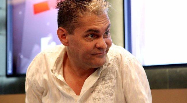 McHawer kizenélte magából a pia utáni vágyat - videó