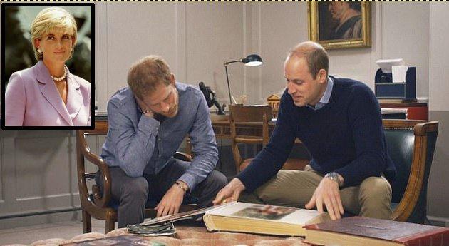MegkönnyeztékVilmos és Harry herceg vallomását