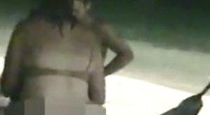 A tengerből szedték ki a rendőrök a szexelő párt