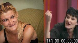 A Mónika Show miatt lett szőke Vámpír Ági. Emlékeznek még rá?