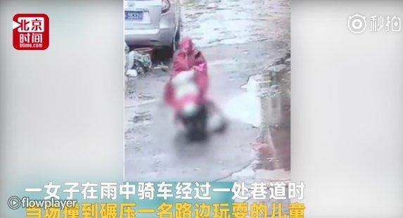 Terhes nő ütött el egy 3 évest, majd továbbment