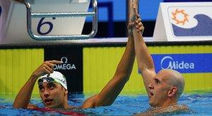 Nem jött össze az arany: Cseh második, Kenderesi negyedik 200 pillangón