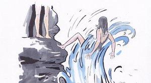 Nagynénje mellől ragadták el a hétméteres hullámok a szelfiző magyar tinédzsert