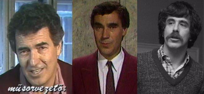Déri, Gyulai, Szilágyi - Ki volt a legsármosabb a tévé hőskorában?