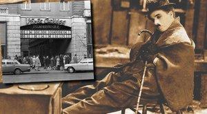 Magyar jegyszedőnek adhatta Chaplin a sétabotját