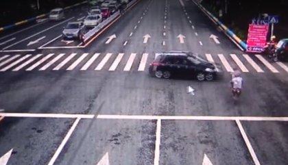 Rongybabaként repült le motorjáról az elgázolt férfi