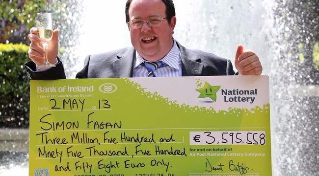 Ki nem találná, mit vett először az 1 milliárdot nyerő lottógyőztes