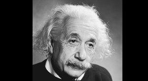 Génhiba kócolta Einsteint