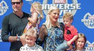 Válságban a Beverly Hills 90210 sztárjának házassága