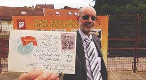 Nem siették el: 28 év alatt kézbesítették a levelet