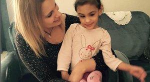 Külföldi műtét segítheti az extrém koraszülött Laura felépülését
