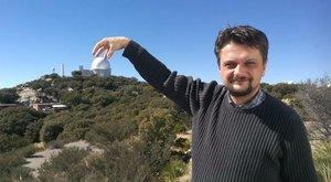 Imádják a NASA-ban a magyar professzort
