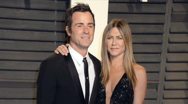 Még mindig lángol a szerelem Jennifer Aniston és férje között