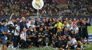 Szuperkupa: Zidane játékosként és edzőként is varázslatos