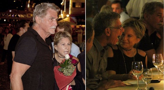 Húsz év után is fülig szerelmes férjébe Barbra Streisand