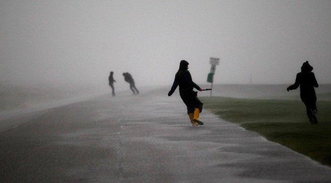 Sok helyen 100 kilométer/órásnál is erősebb volt a szél az országban