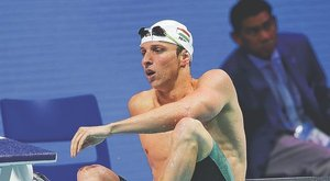 Egykori versenyzőtársa segítségével állt talpra a vb-második úszó