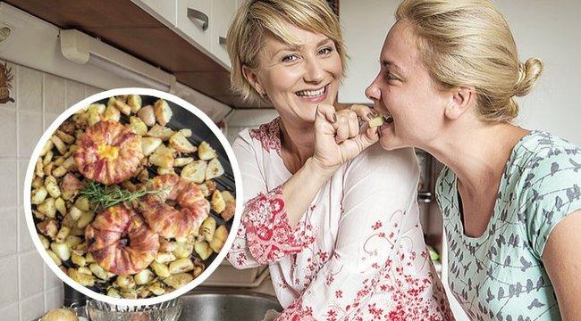 Lesse el a Barátok közt sztárjának konyhatitkait!