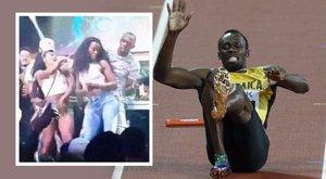 Atlétikai vb: Túltolt bulizás miatt sérült meg Bolt