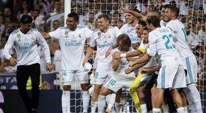 Spanyol bajnokság: Lesöpörheti a mezőnyt a Real