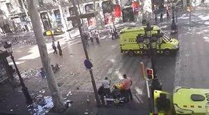 Barcelonai támadás: magyar áldozatról nem tudni