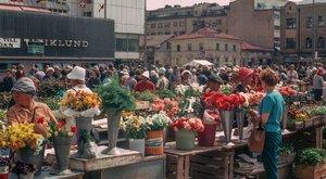 Több embert megkéseltek egy finn piacon