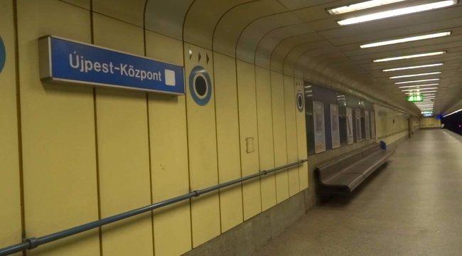 Esik? Akkor megáll a M3-as metró!