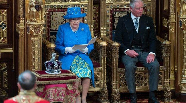 Károly nem lesz régens, amíg II. Erzsébet képes ellátni a feladatát