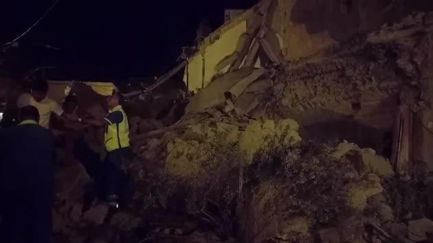 Durva földrengés pusztított Olaszországban