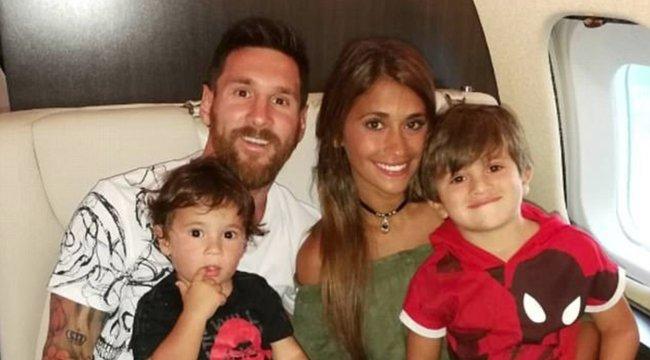 Jön a harmadik Messi-baba