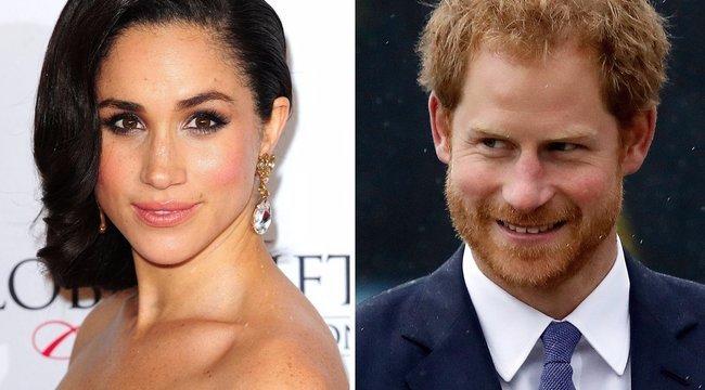 Hoppá! Harry herceg már vőlegény lehet
