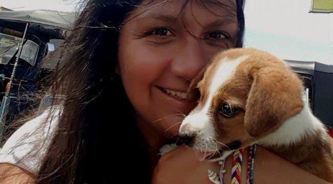 Judit: Hozza el valaki a kutyusomat Srí Lankáról!