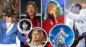 TOP7: Kitalálja, melyik a világ legnagyobb rockzenekara?