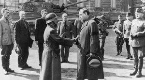 Szálasit éltette a szónok Székesfehérváron