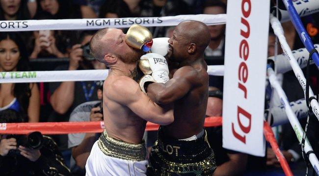 KO az év bokszmeccsén