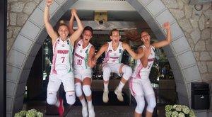 Olimpián kosarazhat a 3x3-as magyar női válogatott (x)
