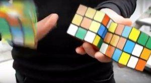 Botrány! Lemásolták a Rubik-kockát