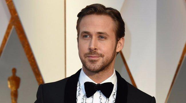 Ryan Goslingot perverznek szemelték ki