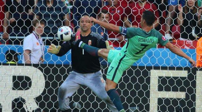 Király iskolájában is Ronaldo a példa