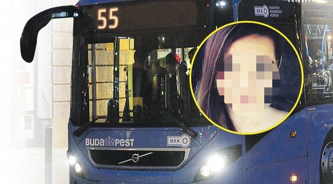 Négy megállón át nem engedték fel a buszra Szilviát