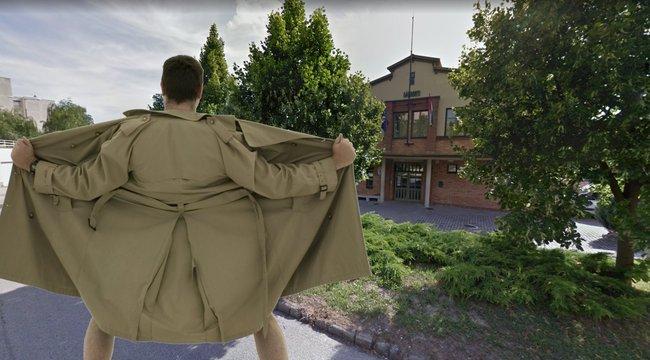 Iskola előtt kéjeleg a gárdonyi szatír