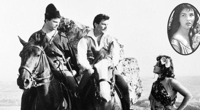 Ló rabolta el Pécsi Ildikót