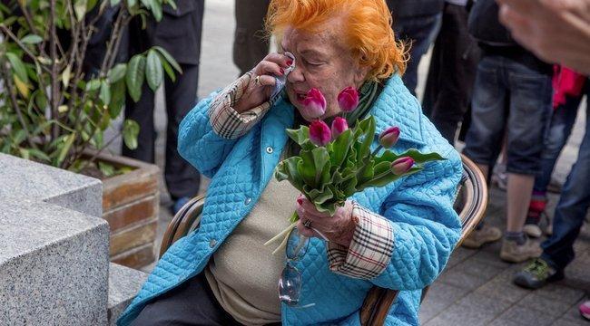 Teljesül Aradszky kívánsága: királynői búcsúztatásban részesül Lorán Lenke