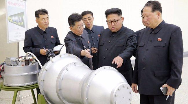 Két óra alatt megdönthető Kim Dzsong Un rendszere