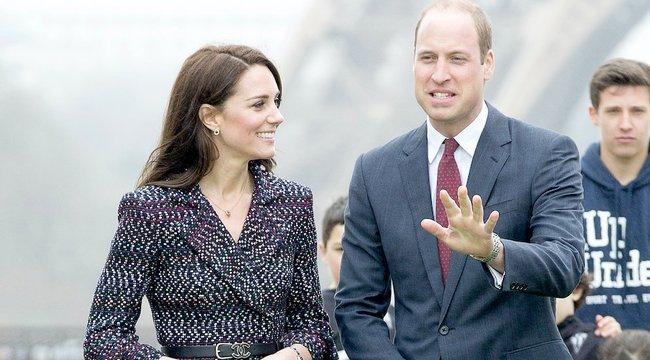 Harmadik gyermekét várja Katalin hercegné és Vilmos herceg