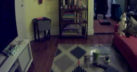 Felvétellel bizonyítja, hogy lakásában egy halott gyerek szelleme kísért – videó