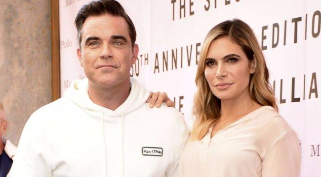 Pornó miatt hűséges Robbie Williams